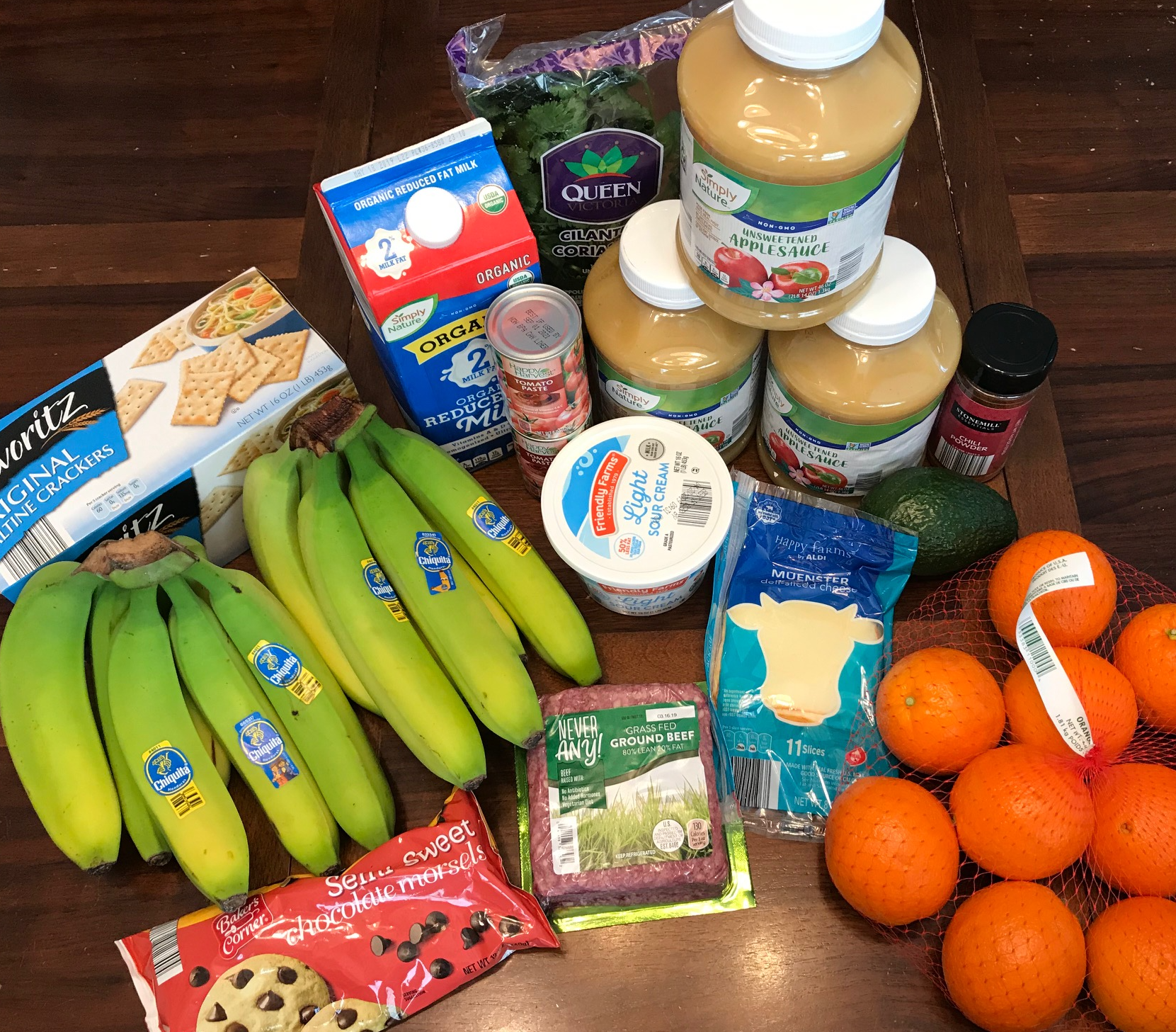 My Aldi Trip for the Week of March 3