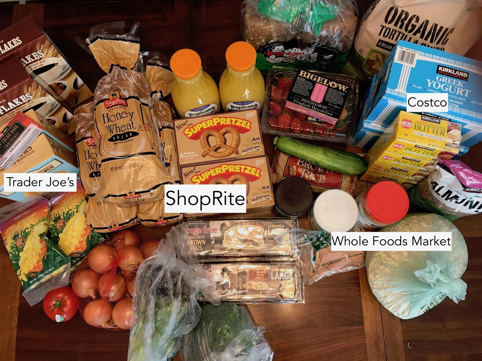 Call Me Crazy... My Weekly Grocery Haul!