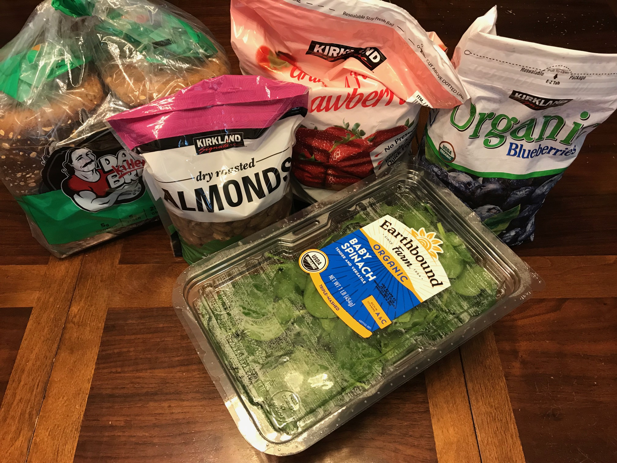 My Grocery Haul for the Week of March 24!