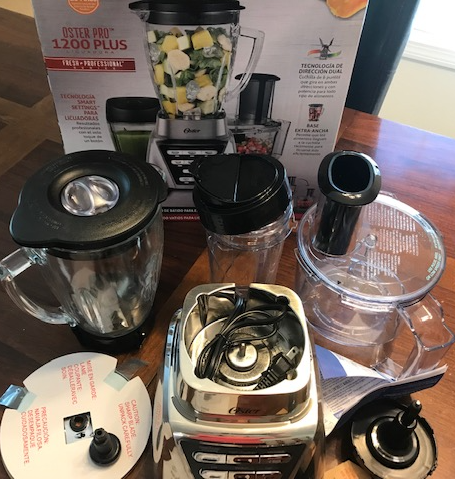Shopping for a New Blender: My Oster® Pro 1200! Part 1