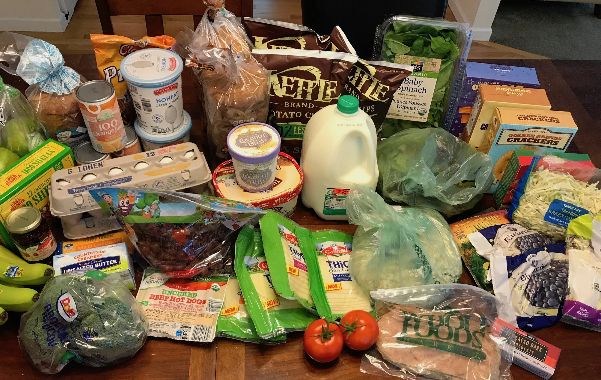 My Weekly Grocery Haul for June 23!