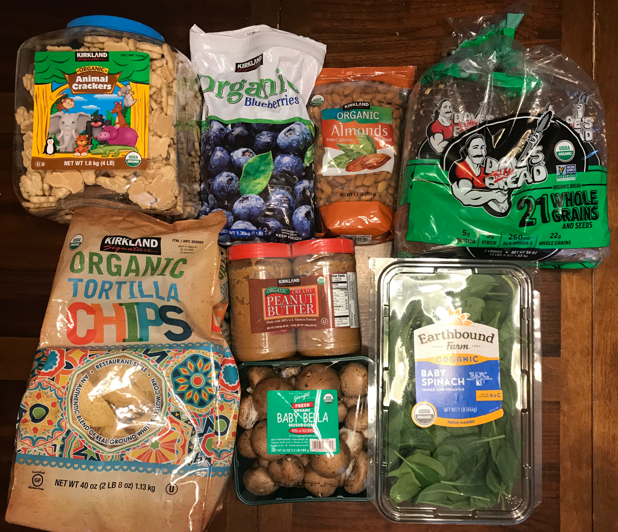 My Costco Grocery Haul for February